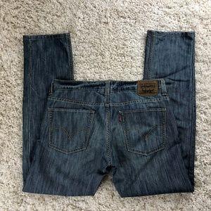 Levi's 511 Skinny 36x32